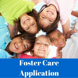 Foster Care Application